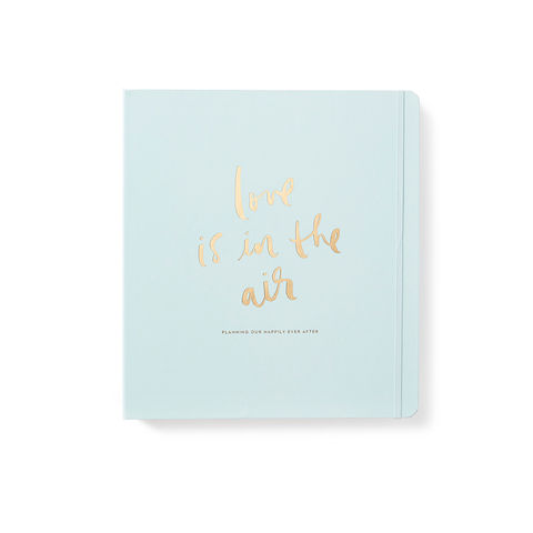 love,is,in,the,air,bridal,planner,by,kate,spade,new,york,love is in the air, bridal, planner, kate spade, new york, international