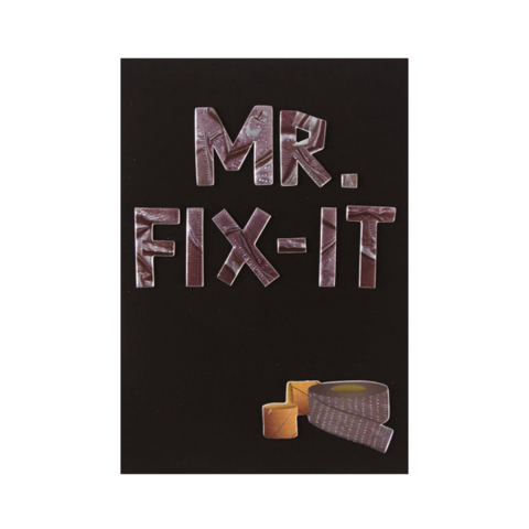 Mr.,Fix-It,Father's,Day,Card,mr. fix it, father's day, dad, daddy, dads, father, fathers, greeting, card, cards, papyrus, international, hong kong