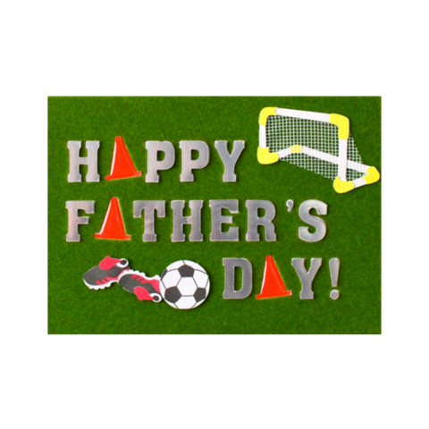 Handmade,Soccer,Icons,papyrus, handmade, greeting, card, cards, father's day, father, fathers, dad, dads, daddy, june 19th, nineteenth, soccer, icons, sports, goalie, international, hong kong