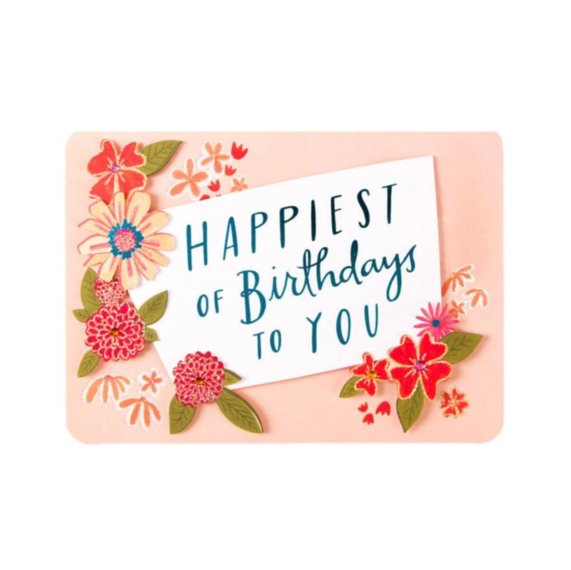 Happiest of birthdays anas papeterie greeting cards stationery happiest of birthdays anas papeterie greeting cards stationery and gifting boutique m4hsunfo Gallery