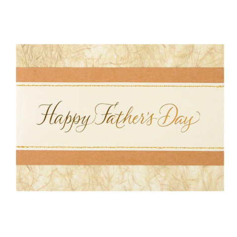 Layered,Paper,Father's,Day,Card,father's day, fathers, father, dad, daddy, june 18th, eighteenth, papyrus, handmade, greeting, card, international, hong kong, elegant, layered, paper, accented, acents, foil, foiling, delicate, gold, stitches, stitching
