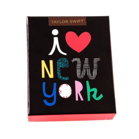 Taylor,Swift,I,Love,New,York,Assorted,Boxed,Notes,(Set,of,20),papyrus, new york, taylor swift, assorted, assortment, boxed, notes, handmade, greeting, cards, card, note, fabulous, colorful, stylized, nyc, icons, jolie papier, international, hong kong
