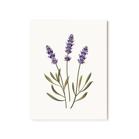 Lavender,Scented,Card,clap clap, lavender, scented, chip, handmade, greeting, card, botanical, flower, floral, smell, fragrance