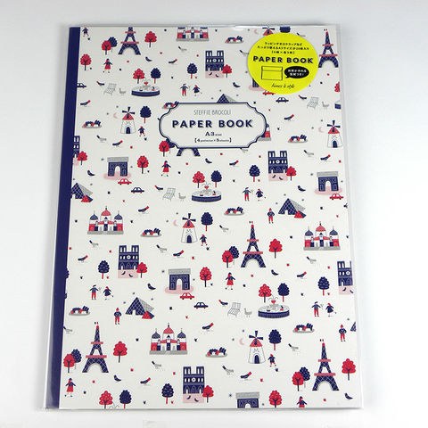 Paper book Steffie Brocoli - product images  of