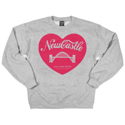 NCL,Heart,Sweater