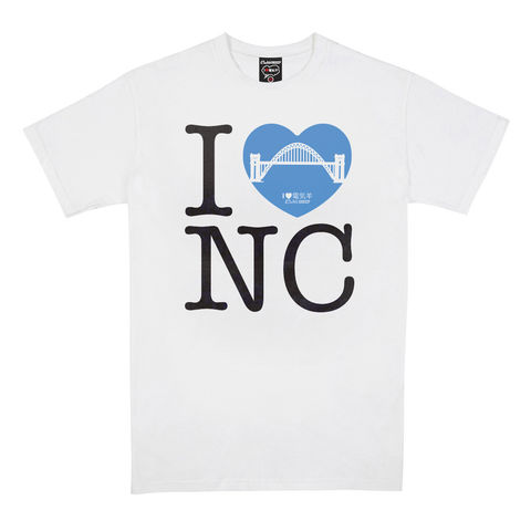 I,Heart,NC