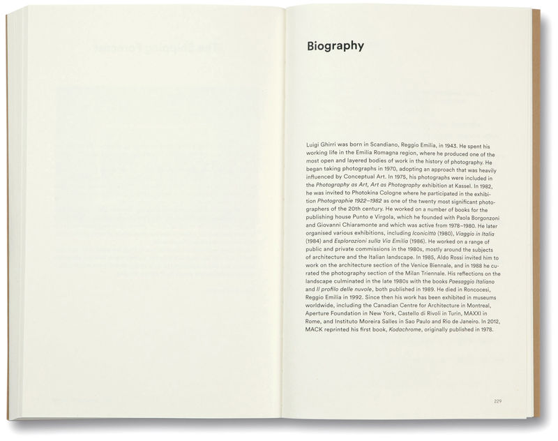 Luigi Ghirri - The Complete Essays 1973-1991 - product image