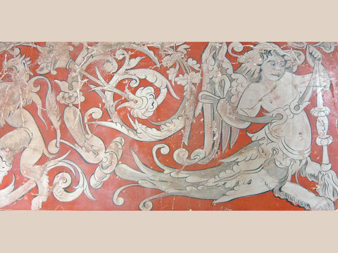 fresco secco: Mildenhall Grotesque ~ JUST SOLD - product images  of