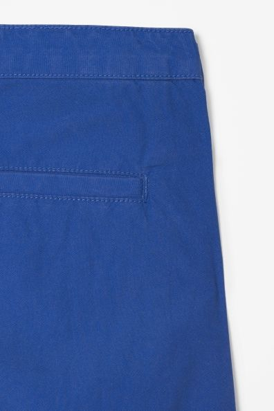 WASHED COTTON SHORTS - product images  of