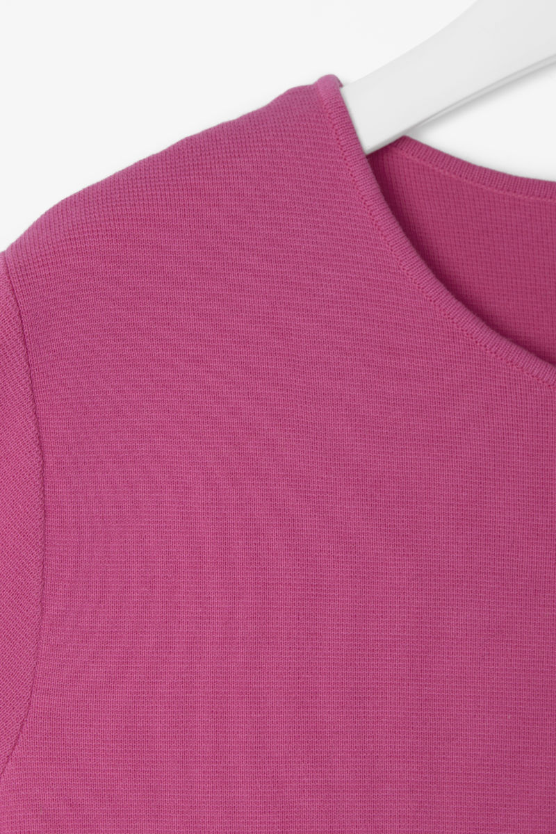 WAIST SEAM SHIFT DRESS  - product images  of
