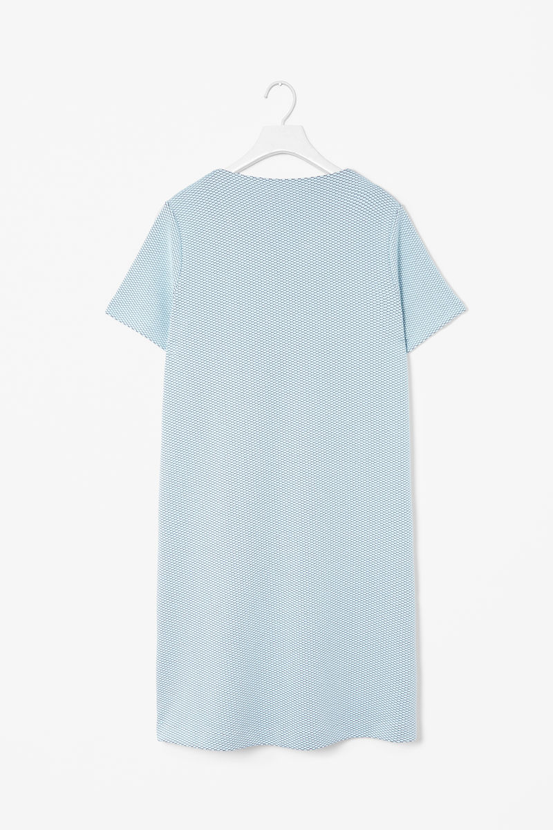 TEXTURED JERSEY DRESS - product images  of