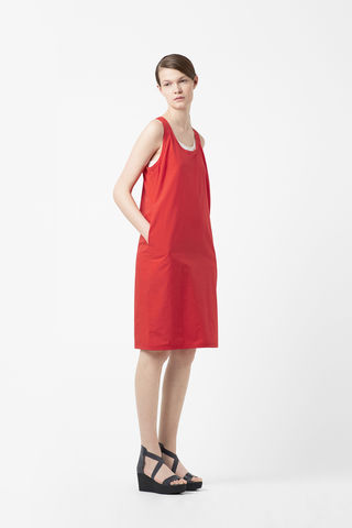 RACER-BACK,COTTON,DRESS