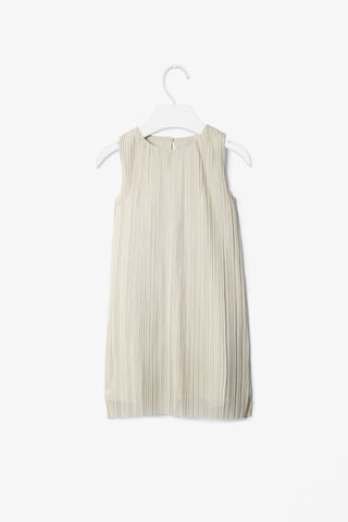 PLEATED,DRESS
