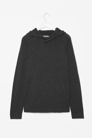 HOODED,CASHMERE,JUMPER