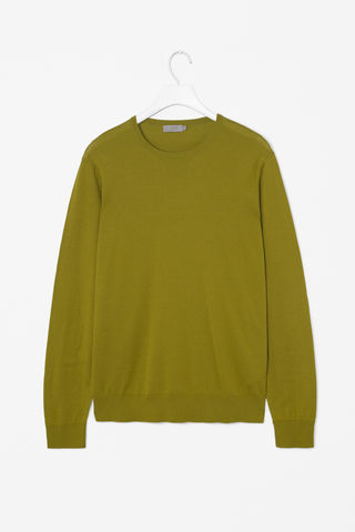 COTTON,CASHMERE,JUMPER