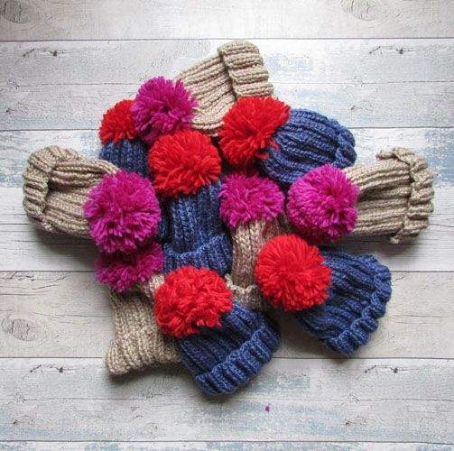 Why we Love Pom Poms & Pom Pom Artists!
