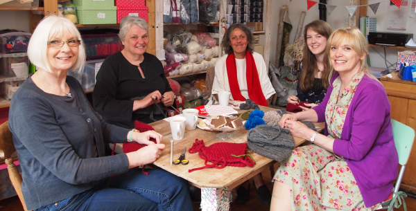 Meet Our Lovely Knitters - Part 1