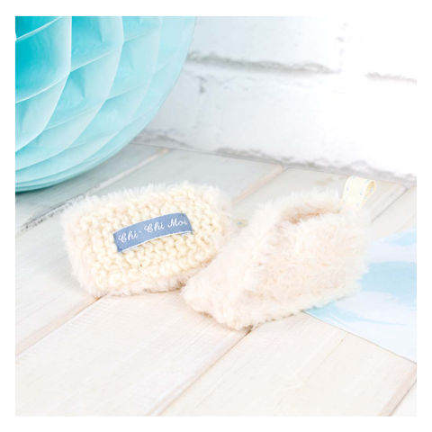 Personalised New Baby Booties - product images  of