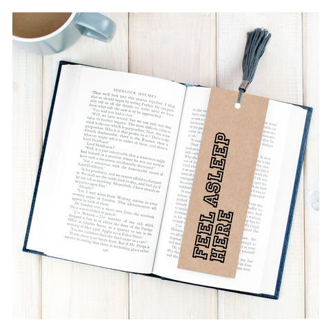 Personalised Bookmark For Him - product images  of