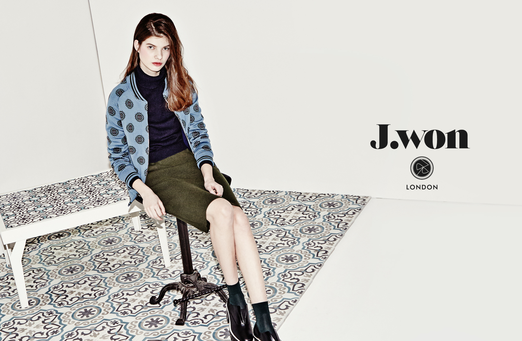 Shop the AW15 JWon London women's knitwear collection