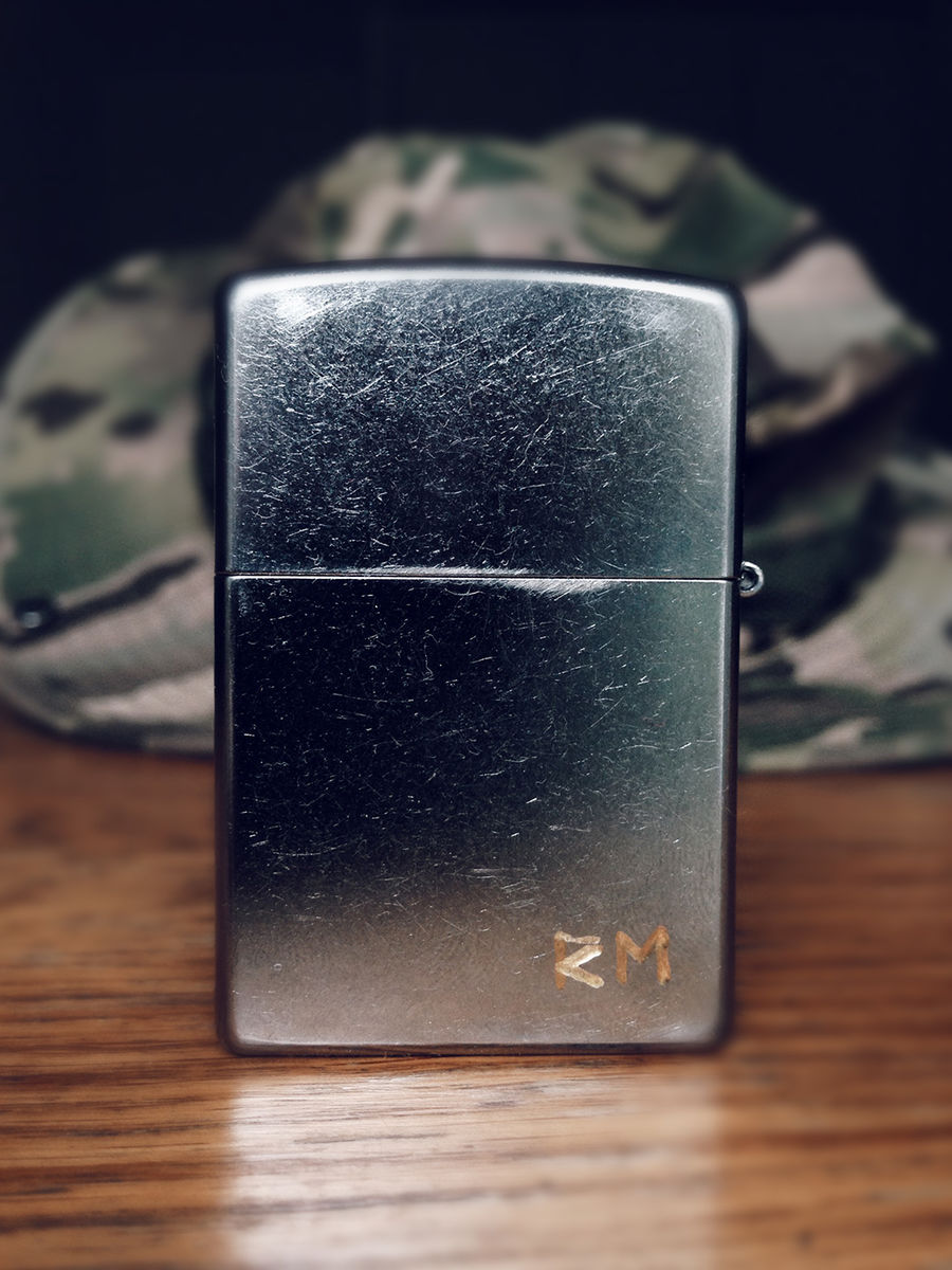 "JUNGLE ""Lucifer"" - Custom Hand Engraved Lighter - product images  of"