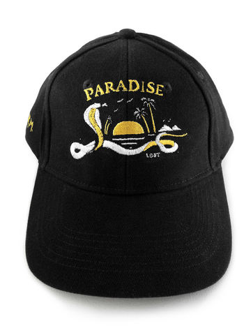 PARADISE,LOST,—,DAD,HAT,buy t-shirts online, traditional illustration, traditional tattoos, tattoos t-shirts, rocco malatesta, paradise lost