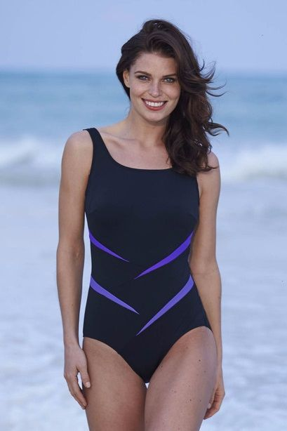 Granada Twist Mastectomy Swimsuit - product images  of