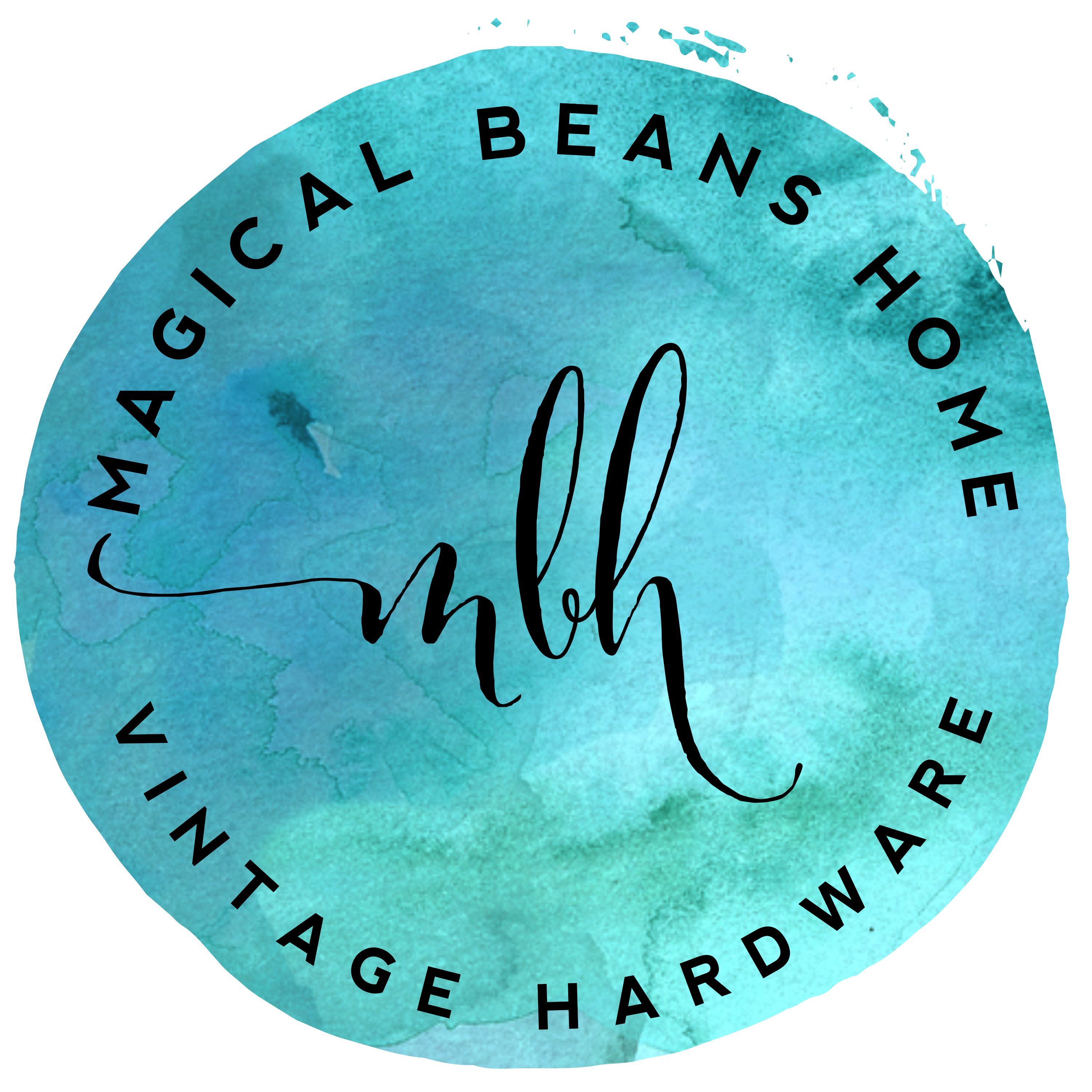 magical beans ome vintage hardware