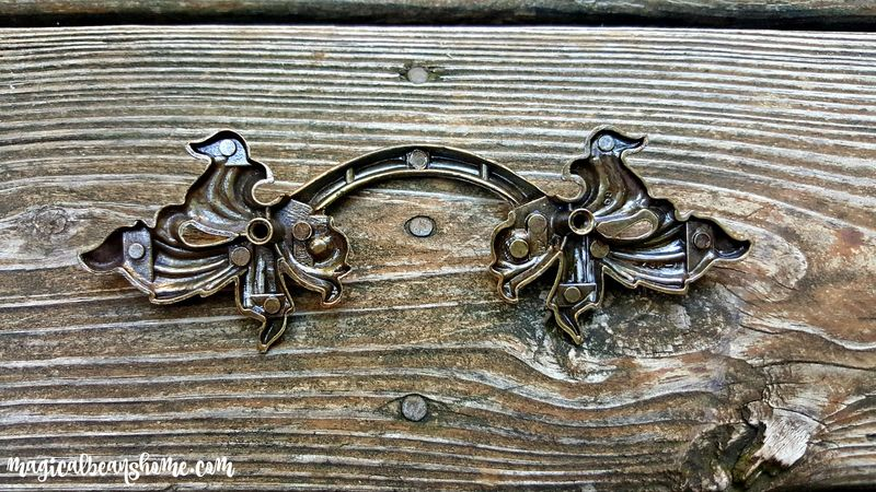 Vintage Kbc Classic French Provincial Drawer Pulls In