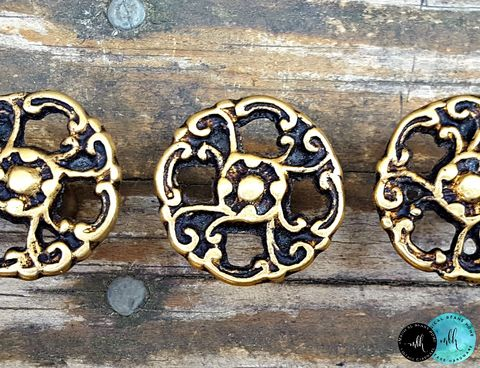 Vintage,Antiqued,Brass,Filigree,Drawer,Knobs,vintage knobs, vintage drawer pulls, antiqued brass knobs, antiqued brass drawer pulls, solid brass knobs, dresser hardware, dresser knobs, decorative knobs, filigree knobs