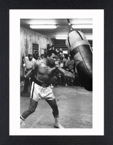 Mohammed,Ali,-,04,Picture, Photo, Photograph, Print, Framed Photograph, Mohammed Ali, Pop Art, Icon, Black&White, B&W, Black & White, Cassius Clay, World Heavyweight Champion, the greatest
