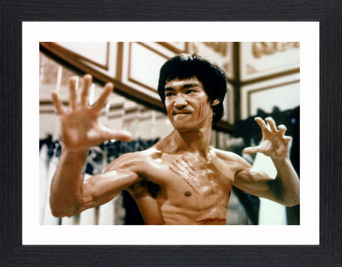 Bruce,Lee,-,04,Picture, Photo, Photograph, Print, Framed Photograph, Pop Art, Icon, Black&White, B&W, Black & White, Bruce Lee, martial arts, philosopher, film director, film producer, screenwriter, Jeet Kune Do, pop culture, pop culture icon, Enter the dragon