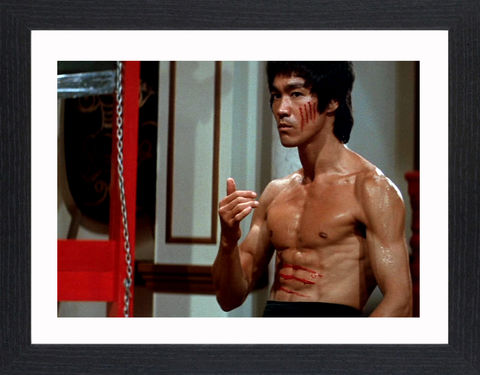Bruce,Lee,-,05,Picture, Photo, Photograph, Print, Framed Photograph, Pop Art, Icon, Black&White, B&W, Black & White, Bruce Lee, martial arts, philosopher, film director, film producer, screenwriter, Jeet Kune Do, pop culture, pop culture icon, The Big Boss,  Fist of Fur
