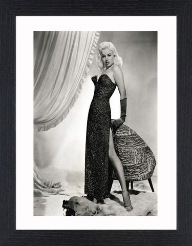 Diana,Dors,-,02,Picture, Photo, Photograph, Print, Framed Photograph,  Icon, Black&White, B&W, Black & White, Diana Dors, Sex Symbol, actress