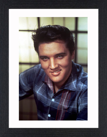 Elvis,Presley,-,05,Picture, Photo, Photograph, Print, Framed Photograph,  Icon,  Colour, Black & White, Elvis,  King of Rock and Roll, the King, Elvis Presley, singer, actor, musicals, films