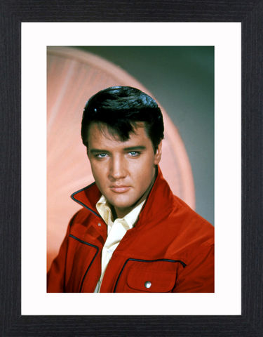 Elvis,Presley,-,06,Picture, Photo, Photograph, Print, Framed Photograph,  Icon,  Colour, Black & White, Elvis,  King of Rock and Roll, the King, Elvis Presley, singer, actor, musicals, films