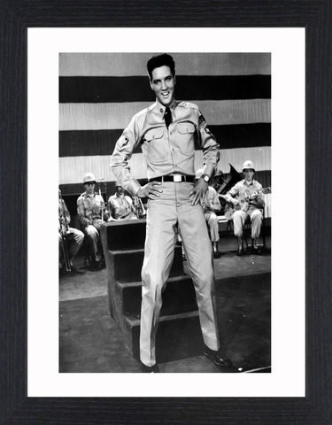 Elvis,Presley,-,07,Picture, Photo, Photograph, Print, Framed Photograph,  Icon, B&W, Black & White, Elvis,  King of Rock and Roll, the King, Elvis Presley, singer, actor, musicals, films