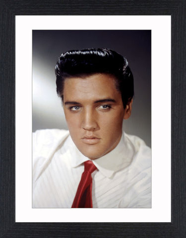 Elvis,Presley,-,12,Picture, Photo, Photograph, Print, Framed Photograph,  Icon, B&W, Black & White, Elvis,  King of Rock and Roll, the King, Elvis Presley, singer, actor, musicals, films