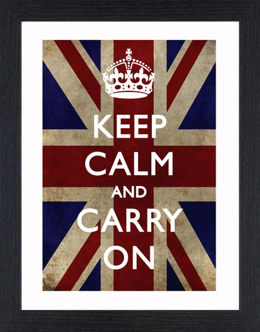 Keep,Calm,&,Carry,On,-,02,Picture, Photo, Photograph, Print, Framed Photograph, Icon, B&W, KC&CO, Keep Calm and Carry On, poster, government, British, war, second world war