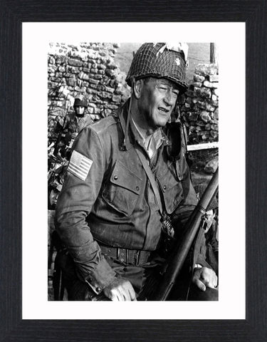 John,Wayne,-,03,Picture, Photo, Photograph, Print, Framed Photograph,  Icon, B&W, John Wayne, Marion Mitchell Morrison, American film actor, director, producer, Academy Award-winner, Western films, Stagecoach, The Quiet Man, The Searchers, True Grit, The Shootist, gunsli