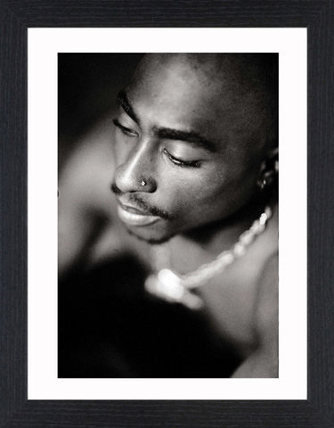 Tupac,Shakur,-,01,Picture, Photo, Photograph, Print, Framed Photograph,  Icon, B&W, Tupac Shakur, Tupac Amaru Shakur , 2Pac, Pac, Makaveli, American,  rapper, actor, Hip Hop, East Coast, West Coast, Las Vegas