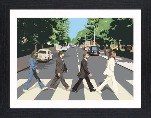 The,Beatles,-,02,Picture, Photo, Photograph, Print, Framed Photograph,  Icon, B&W, The Beatles , English, rock band, Liverpool, John Lennon, Paul McCartney, George Harrison, Ringo Starr, skiffle, rock and roll, pop ballads, psychedelic rock, fab four, Beatlemania, abby ro