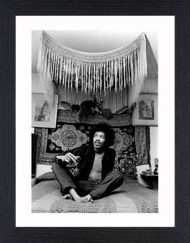 Jimi,Hendrix,-,02,Picture, Photo, Photograph, Print, Framed Photograph,  Icon, B&W,  Jimi Hendrix,  James Marshall Hendrix, American, musician, singer-songwriter, electric guitarist, The Jimi Hendrix Experience, Monterey Pop Festival, Woodstock Festival, Isle of Wight Fest