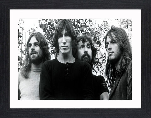 Pink,Floyd,-,08,Picture, Photo, Photograph, Print, Framed Photograph,  Icon, B&W, Pink Floyd, rock, band, dark side of the moon, the wall, Roger Waters, Nick Mason, Richard Wright, Syd Barrett, wish you were here, animals, psychedelic rock