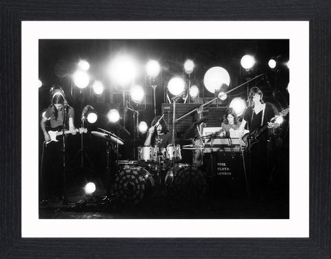 Pink,Floyd,-,09,Picture, Photo, Photograph, Print, Framed Photograph,  Icon, B&W, Pink Floyd, rock, band, dark side of the moon, the wall, Roger Waters, Nick Mason, Richard Wright, Syd Barrett, wish you were here, animals, psychedelic rock