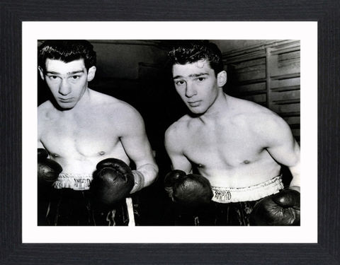 The,Krays,-,04,Picture, Photo, Photograph, Print, Framed Photograph,  Icon, B&W, Krays, Kray Twins, Ronnie, Reggie, organised crime, east end, gangsters, The Krays, nipper read, life