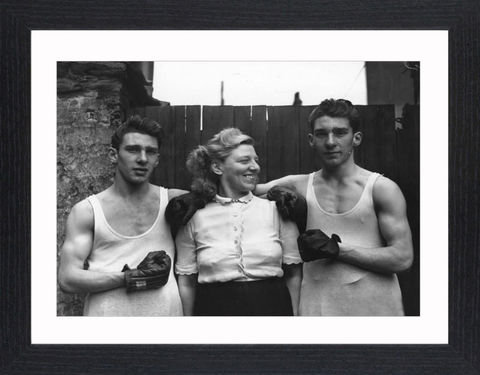 The,Krays,-,05,Picture, Photo, Photograph, Print, Framed Photograph,  Icon, B&W, Krays, Kray Twins, Ronnie, Reggie, organised crime, east end, gangsters, The Krays, nipper read, life