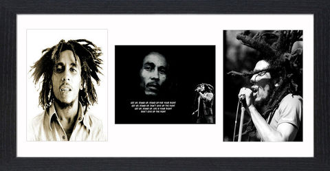 Bob,Marley,-,02,Picture, Photo, Photograph, Print, Framed Photograph, Pop Art, Icon, Black&White, B&W, Black & White, Bob Marley, Jamaican, singer-songwriter, musician, The Wailers, reggae music, Rastafari, Legend