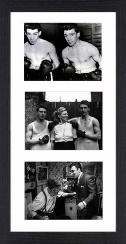 The,Krays,-,06,Picture, Photo, Photograph, Print, Framed Photograph,  Icon, B&W, Krays, Kray Twins, Ronnie, Reggie, organised crime, east end, gangsters, The Krays, nipper read, life