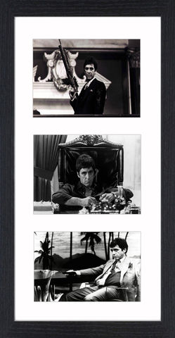 Al,Pacino,in,Scarface,-,06,Picture, Photo, Photograph, Print, Framed Photograph, Al Pacino, Scarface, film, Brian De Palma, Oliver Stone, Tony Montana. Cuban, refugee, Mariel Boatlift, drug cartel kingpin, cocaine, cult following, cultural icon